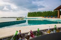 cool swimming pool of Thailand - Villa Nagisa luxury apartment, vacation rental