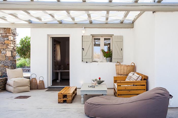 Olive Mykonos Villas Standard Room