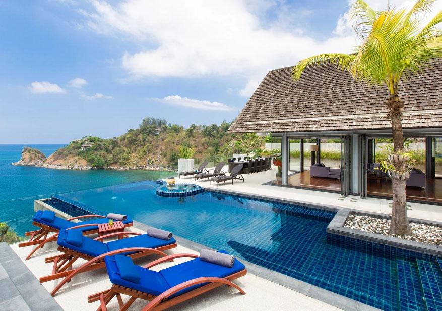 Thailand - Villa Viman