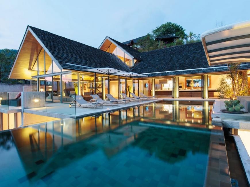 Thailand - Villa Saengootsa