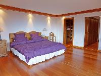 clean bed sheets in Switzerland - Chanson House luxury apartment, holiday home, vacation rental