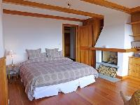 fresh bed sheets in Switzerland - Chanson House luxury apartment, holiday home, vacation rental