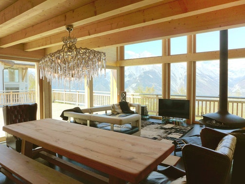 awesome Chalet Woovim House luxury apartment, holiday home, vacation rental