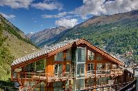impeccable Chalet Heinz Julen Penthouse luxury apartment, holiday home, vacation rental