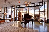 breezy and bright Chalet Heinz Julen Loft luxury apartment, holiday home, vacation rental