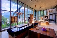 impeccable Chalet Heinz Julen Loft luxury apartment, holiday home, vacation rental