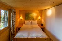 clean bed sheets in Switzerland Dents Blanches luxury apartment, holiday home, vacation rental