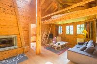 well-appointed Chalet L'Authentique luxury apartment, holiday home, vacation rental