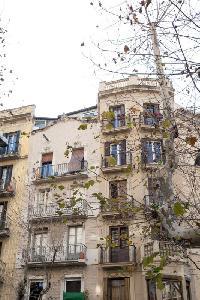 cool neighborhood of Barcelona - Penthouse luxury apartment