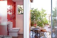 breezy and bright Barcelona - Penthouse luxury apartment