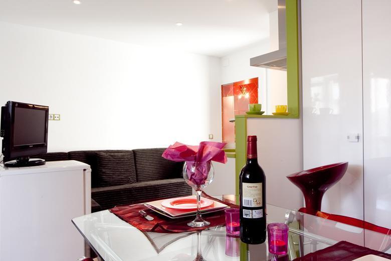 fully furnished Barcelona - Penthouse luxury apartment