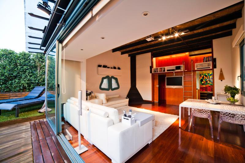 awesome Barcelona - Terrace 1 luxury apartment and holiday home