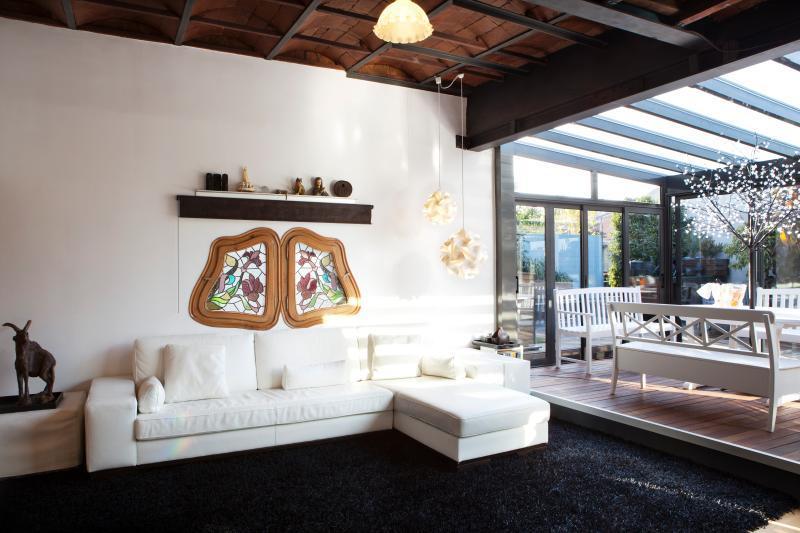 cool sunroom of Barcelona - Terrace 2 luxury apartment