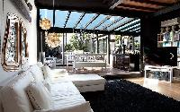 awesome sunroom of Barcelona - Terrace 3 luxury apartment