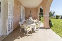 nice patio in Saint-Tropez - Reve de Mer luxury apartment
