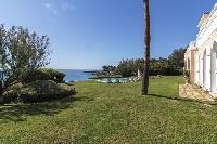 cool garden of Saint-Tropez - Reve de Mer luxury apartment