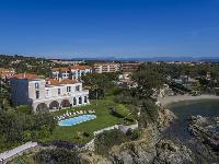 amazing view from Saint-Tropez - Reve de Mer luxury apartment