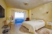 fantastic sea view from a bedroom in Saint-Tropez - Reve de Mer luxury apartment