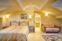delightful bedroom in Saint-Tropez - Reve de Mer luxury apartment