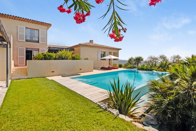 divine Grimaud - Villa Voile d'Argent luxury apartment and holiday home
