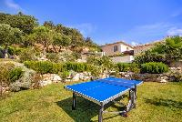 awesome lawn and garden of Grimaud - Villa Voile d'Argent luxury apartment