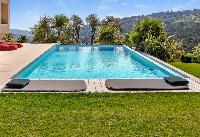 refreshing swimming pool of Grimaud - Villa Voile d'Argent luxury apartment
