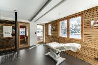 awesome massage table in French Alps - Le Gypaète luxury apartment