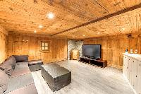 homey and hearty French Alps - Le Gypaète luxury apartment