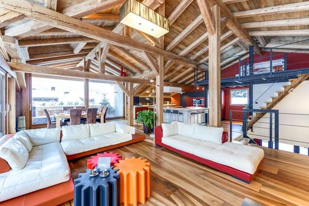fully furnished French Alps - Le Gypaète luxury apartment