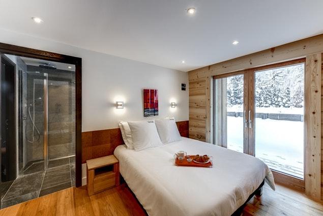 spacious French Alps - Le Gypaète luxury apartment