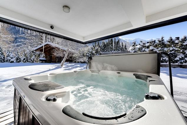 beautiful French Alps - Le Gypaète luxury apartment and vacation rental