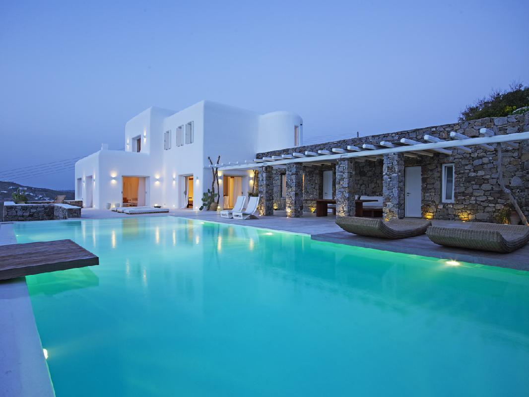 Mykonos - Villa Alexandra