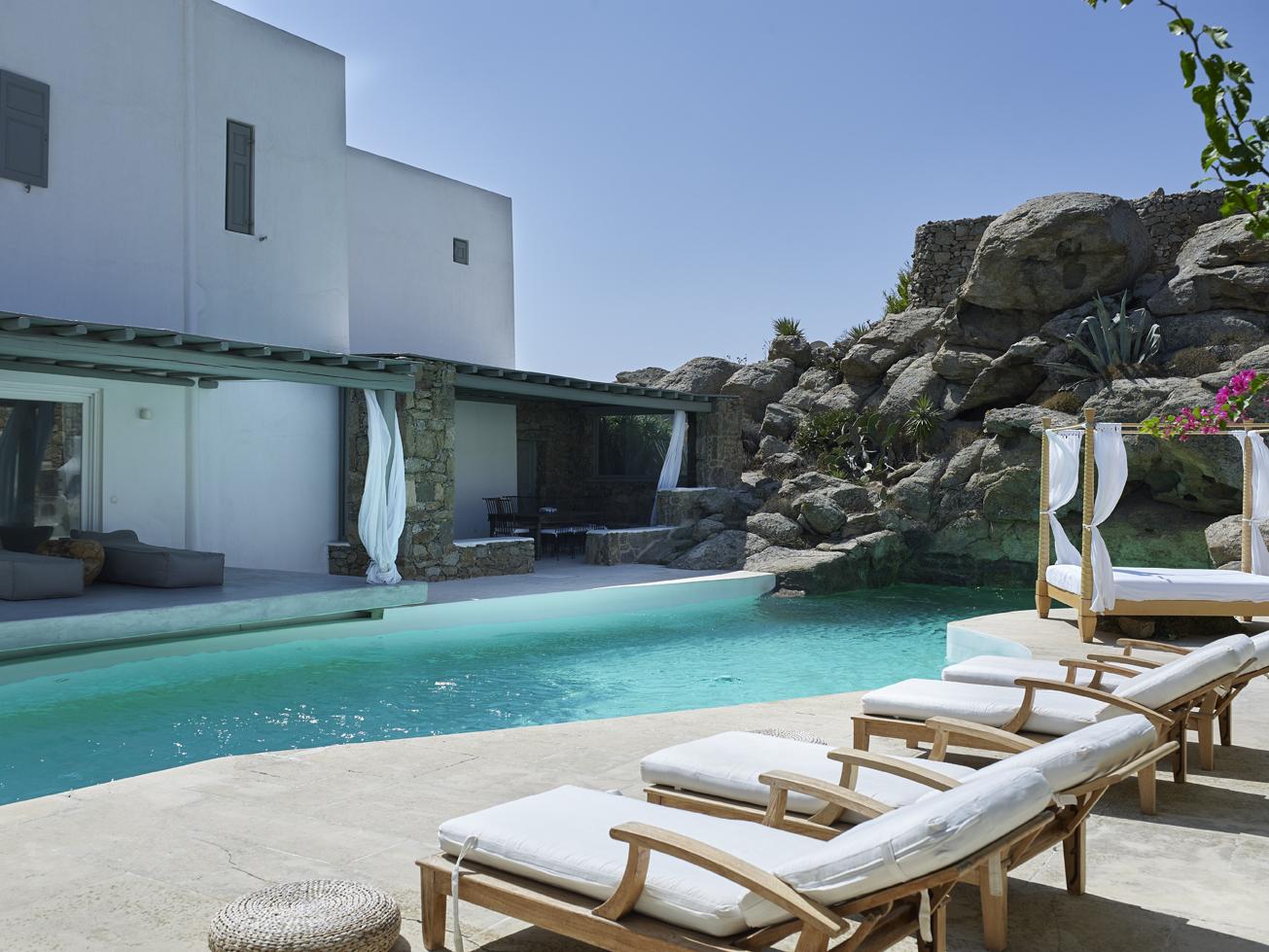 Mykonos - Paradise Villa Delilah