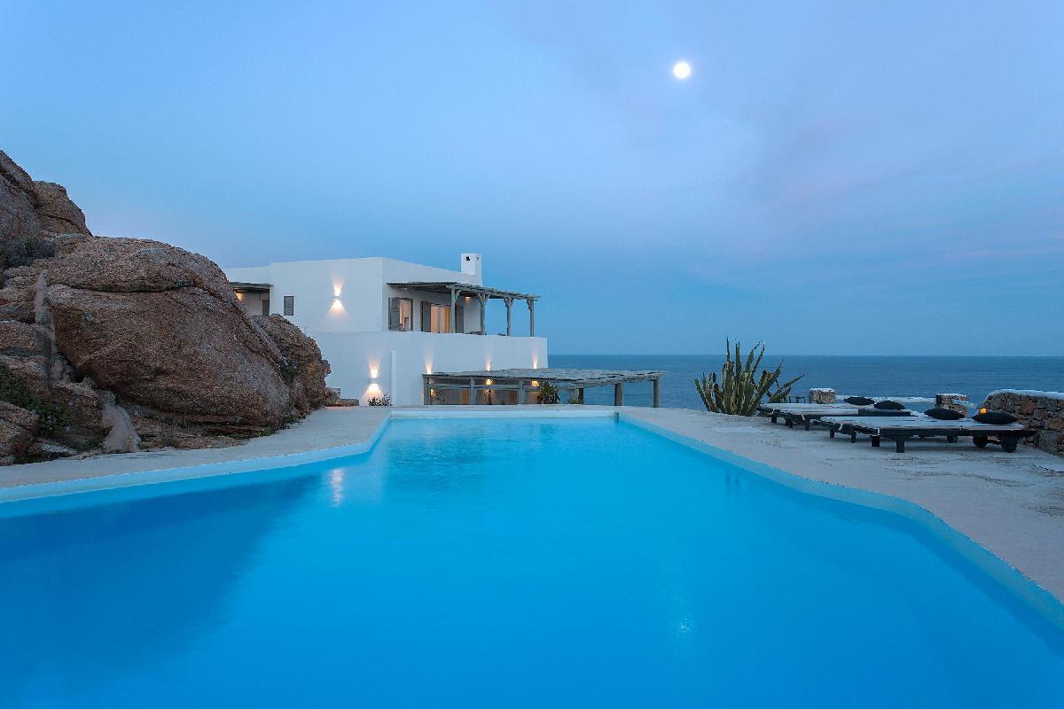 Mykonos - Paradise Villa Carina 1