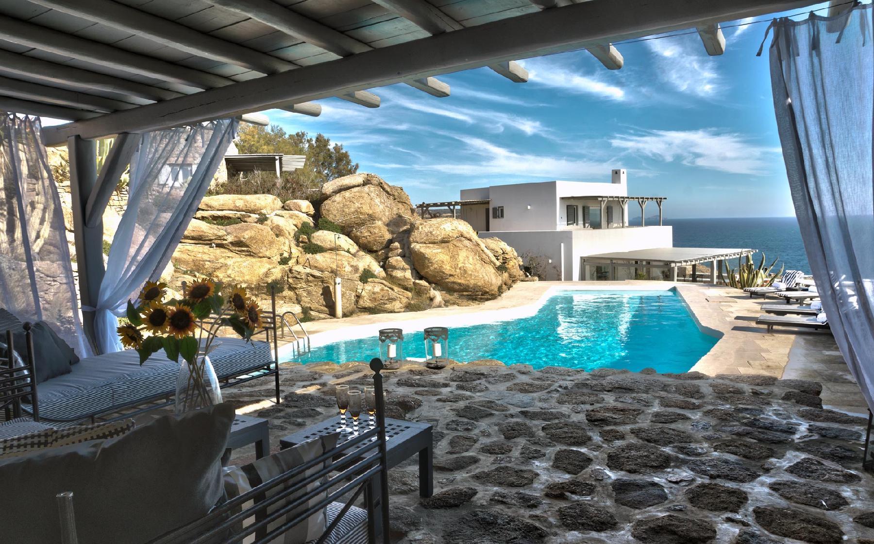 Mykonos - Paradise Villa Carina 2
