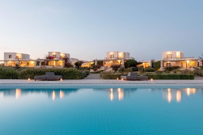 Paros Island Stagones Premier Poolfront Villas