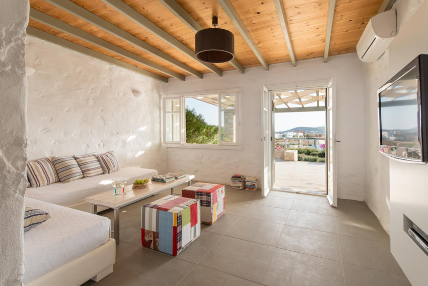 Paros Island Stagones Grand Family Estate Villas