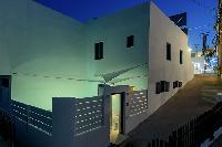 fun Santorini Sea Dream luxury home, perfect vacation rental
