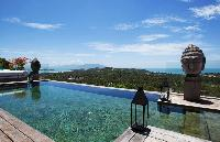 cool infinity pool of Thailand - Villa Belle luxury apartment, holiday home, vacation rental