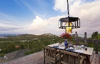 cool terrace of Thailand - Villa Belle luxury apartment, holiday home, vacation rental