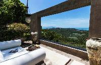 cool lanai of Thailand - Villa Belle luxury apartment, holiday home, vacation rental