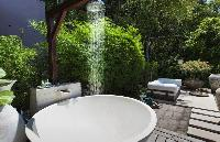 cool outdoor tub in Thailand - Villa Belle luxury apartment, holiday home, vacation rental