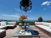 cool deck of Thailand - Villa Belle luxury apartment, holiday home, vacation rental