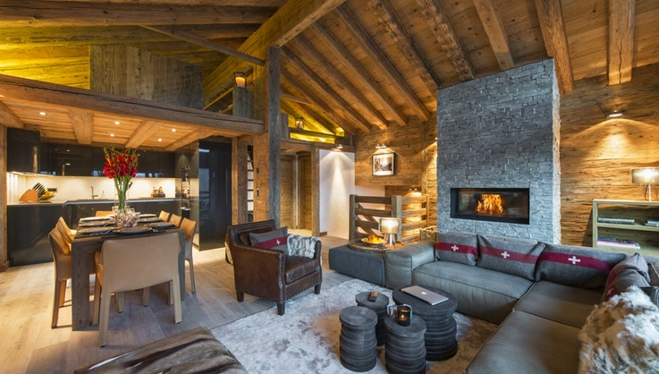 cool Chalet Alpin Roc luxury apartment, holiday home, vacation rental
