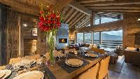 spacious Chalet Alpin Roc luxury apartment, holiday home, vacation rental
