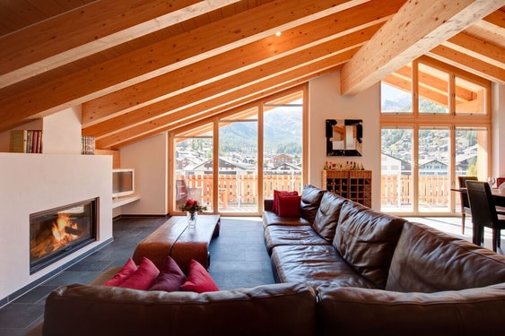 nifty Penthouse Chalet Zeus luxury apartment, holiday home, vacation rental