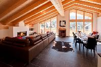 fully furnished Penthouse Chalet Zeus luxury apartment, holiday home, vacation rental