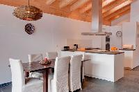 spacious Penthouse Chalet Zeus luxury apartment, holiday home, vacation rental