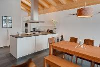 well-appointed luxury apartment Penthouse Chalet Zora holiday home, vacation rental