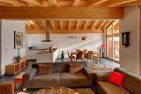 spacious luxury apartment Penthouse Chalet Zora holiday home, vacation rental